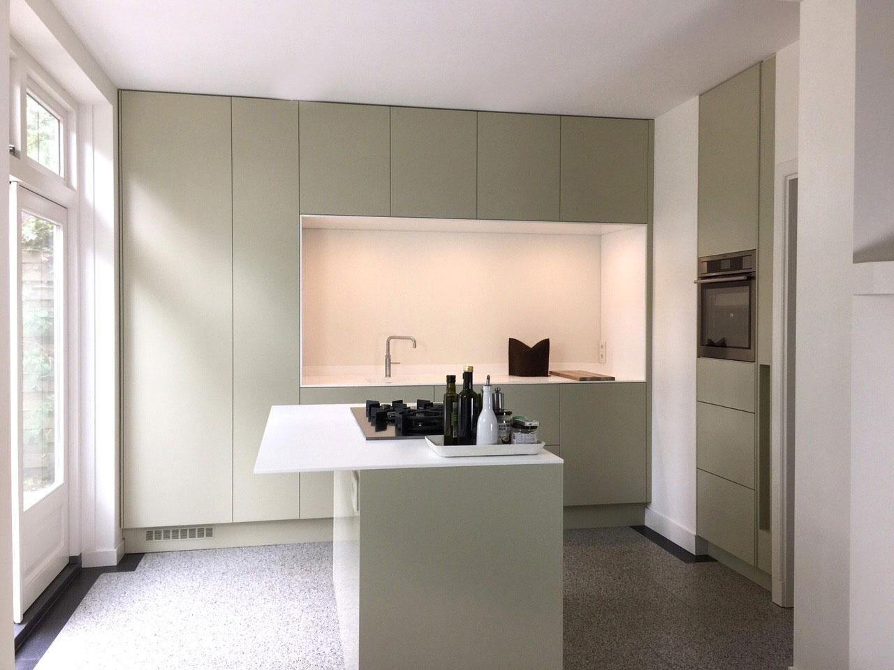 Luxe keuken dievorm