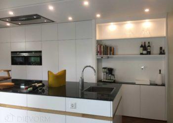 Landelijke keukens modern