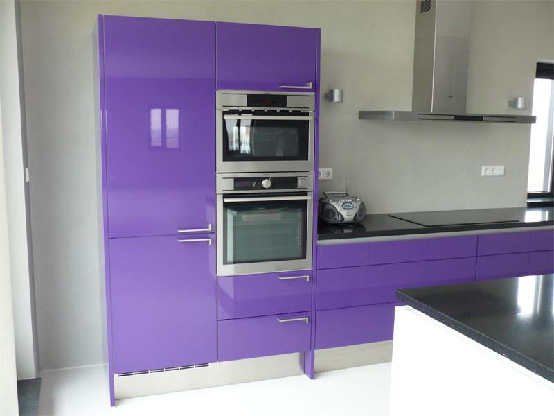 Keuken Hoogglans Wit Maken : Hoogglans keuken – Mijn Keukens op Maat laten maken
