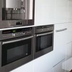 keuken apparatuur hoogglans