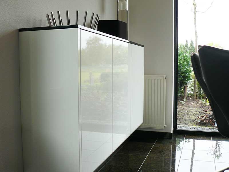 Zwart wit keuken - Mijn Keukens op Maat laten maken