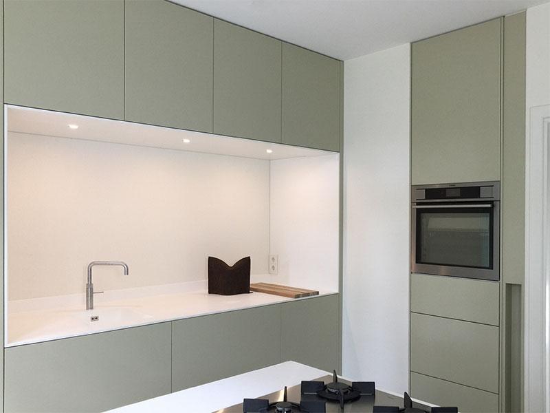 luxe keuken aanrechtblad