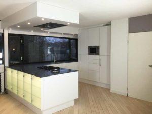 keuken met schiereiland keukens op maat