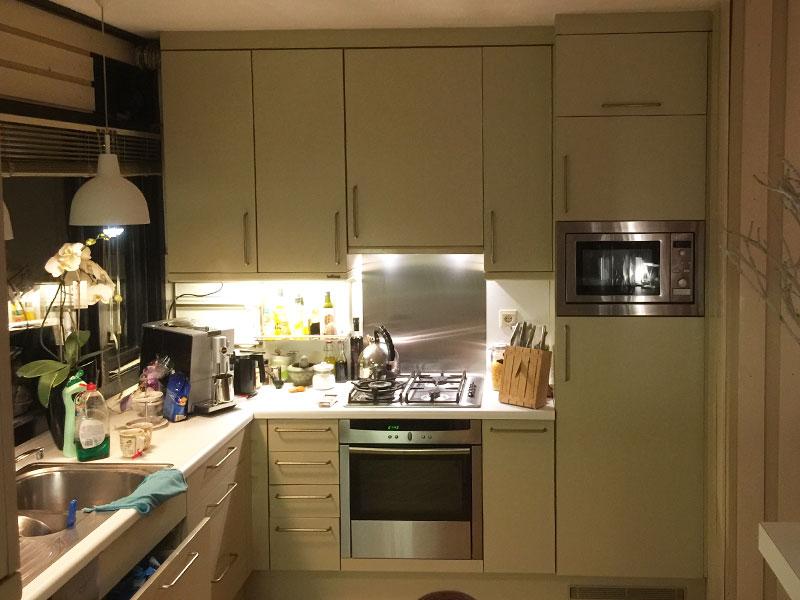 Keuken Op Maat Maken : Keuken met schiereiland – Mijn Keukens op Maat laten maken