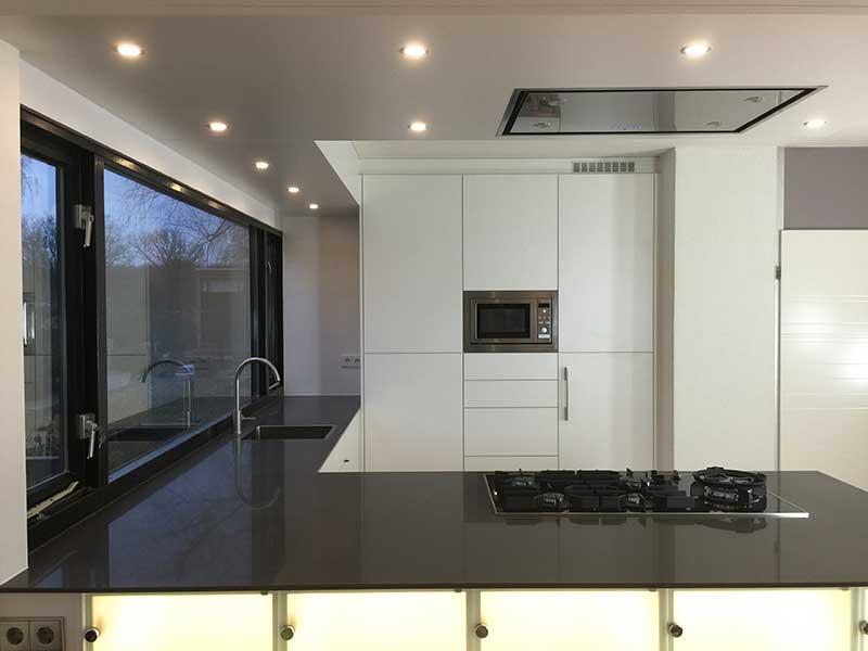 Keuken Op Maat Maken : Moderne keukens – Mijn Keukens op Maat laten ...