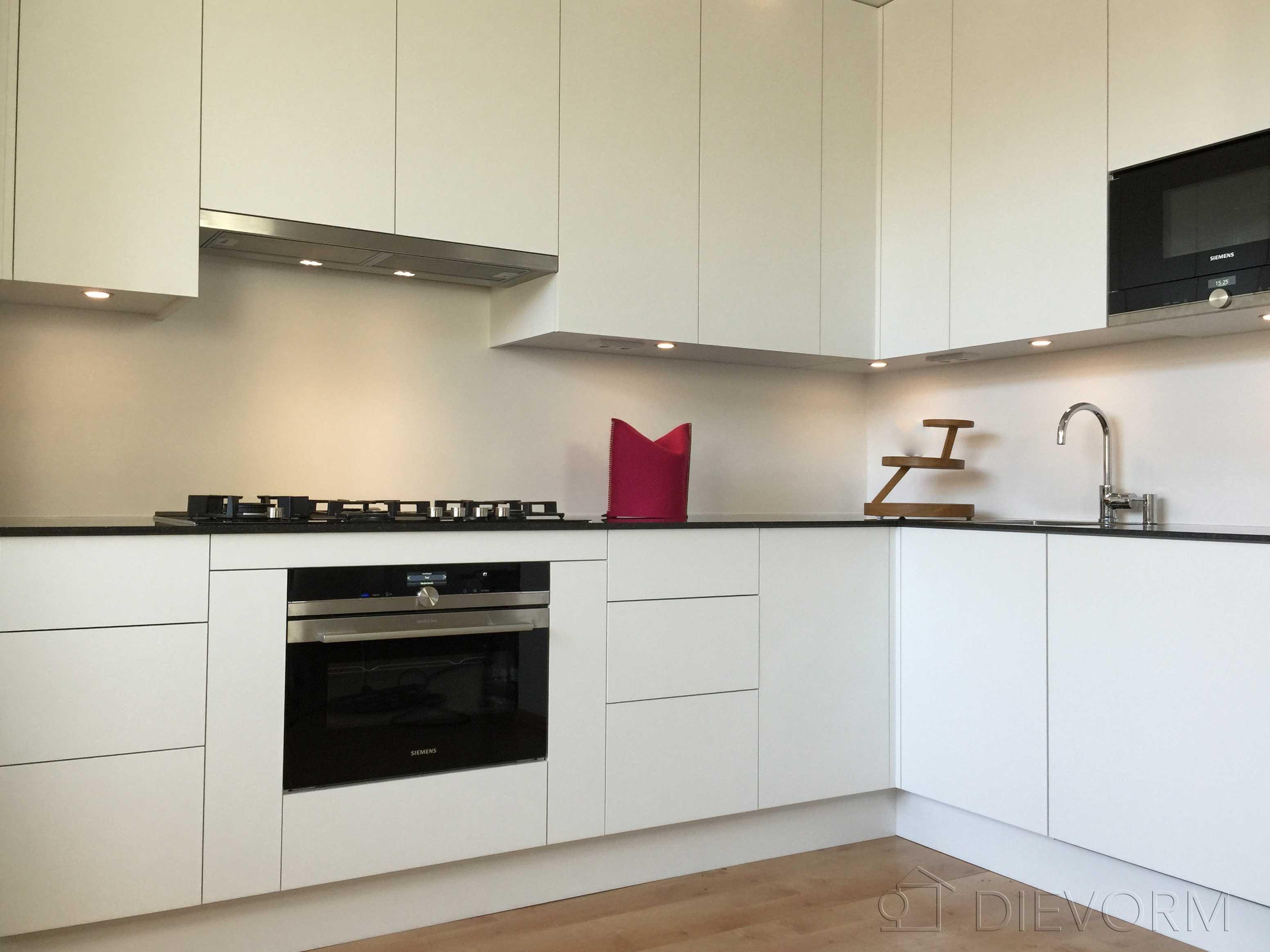 Design hoek keukens - Mijn Keukens op Maat laten maken