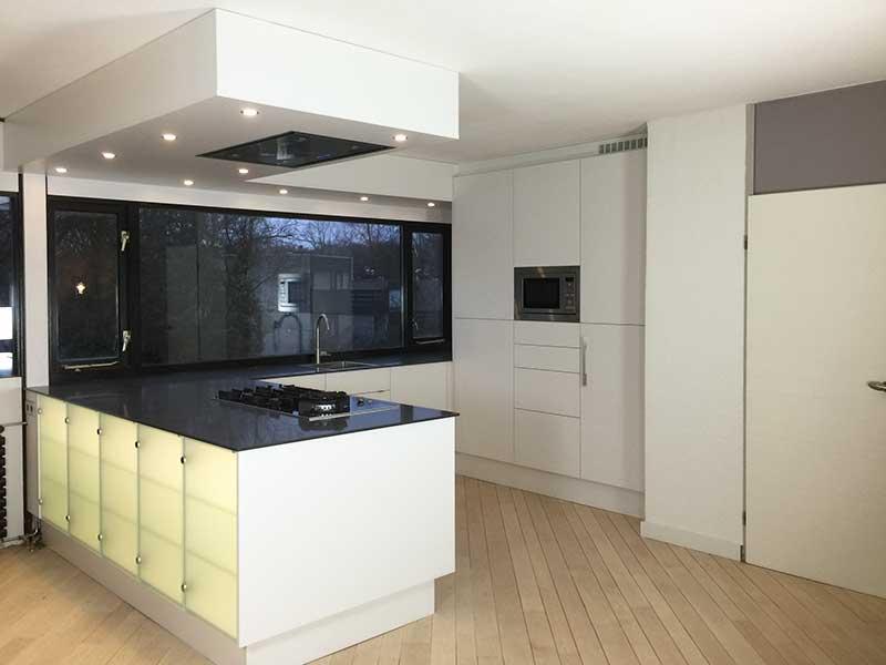Keuken Schiereiland Met : Keuken met schiereiland dievorm